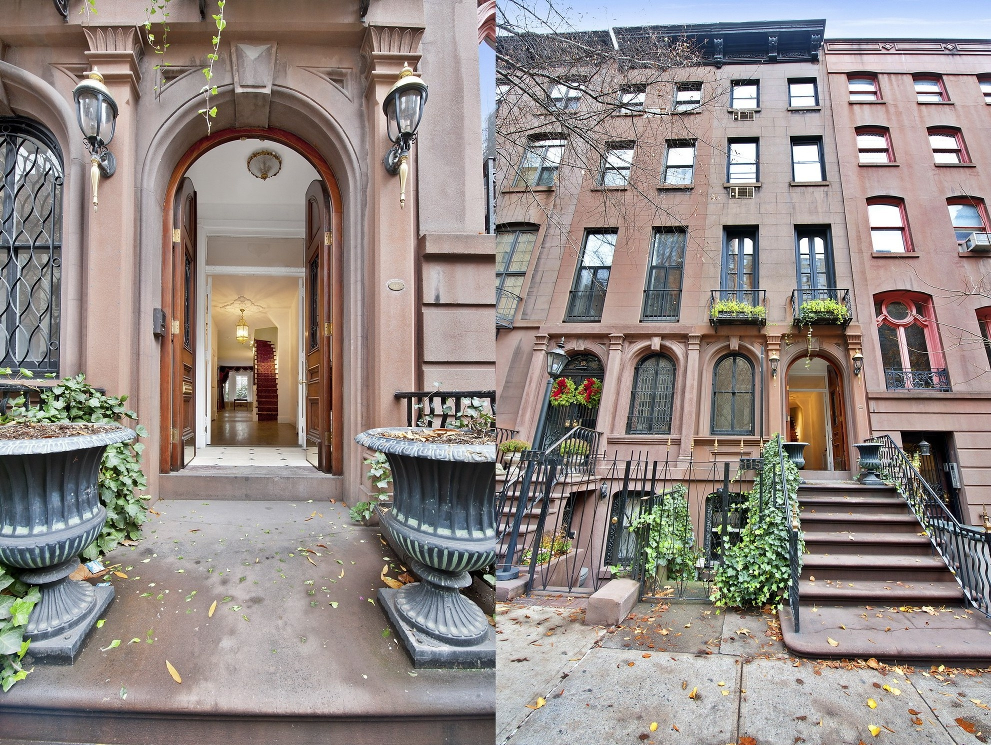 Beautiful brownstone off park avenue in murray hill 39 s for Manhattan mansions for sale